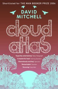 Cover - David Mitchell - Cloud Atlas