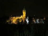 2 Luxembourg by night