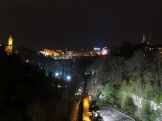 3 Luxembourg by night