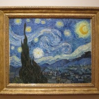 Van Gogh, MoMA, New York