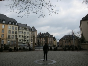 Square, Luxembourg