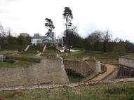 Detail, Fort Obergrünewald