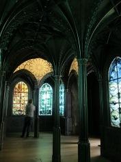 """PJD in """"Chapelle"""" - Wim Delvoye"""