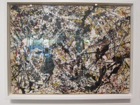 Nothing like a bit of Jackson Pollock, Moderna Museet, Stockholm