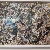Nothing like a bit of Jackson Pollock, Moderna Museet, Stockholm
