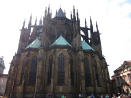 Apse, St Vitus Cathedral, Prague