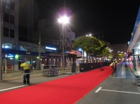 Red Carpet, in Courtenay Place!